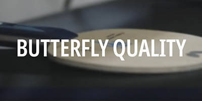 【PICKUP】BUTTERFLY QUALITY「普遍」と「革新」