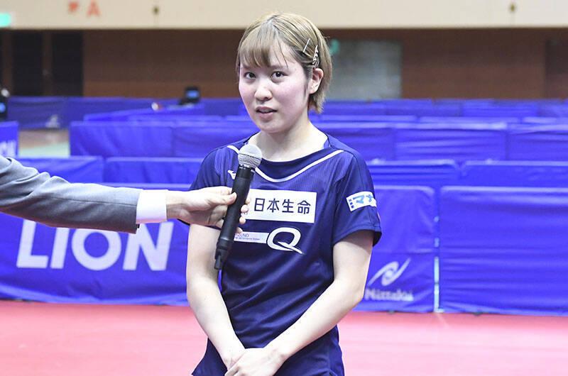 強化のフロントライン41 日本女子の現在地 平野美宇について|卓球レポート