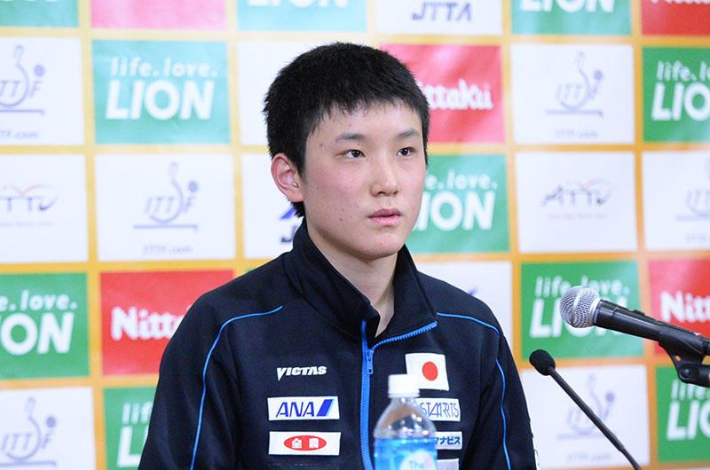 f349a69cb4f4 アジアカップ2019代表は張本、丹羽、平野、石川 | 卓球レポート