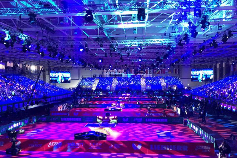 9e0ff2612ecf 世界卓球2019ブダペスト、5日目の試合速報はツイッターで!   卓球レポート
