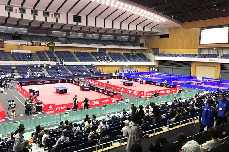 LIONジャパンオープン札幌大会、3日目の試合速報はツイッターで ...