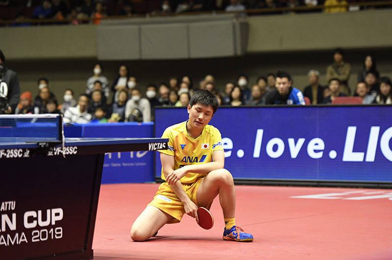 卓球 アジア 選手権 2019
