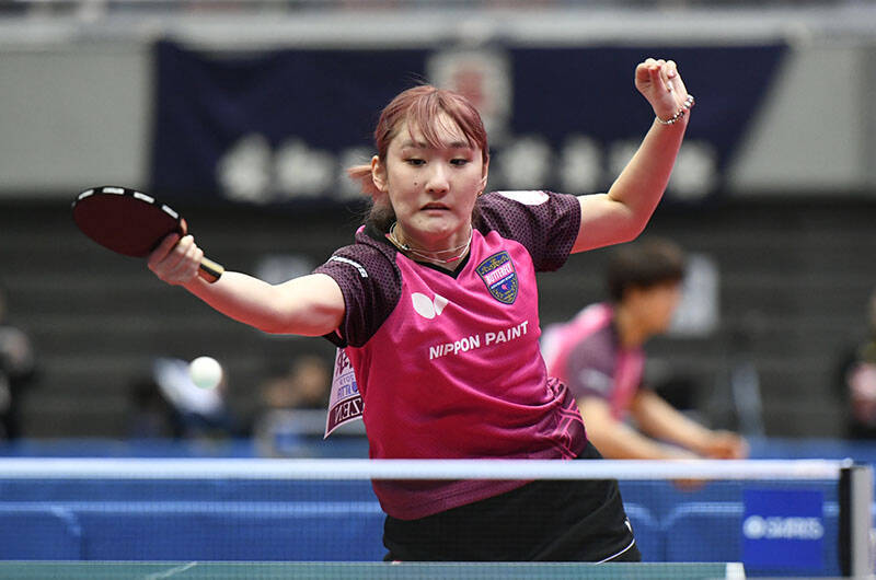 卓球 全日本 選手権 2020