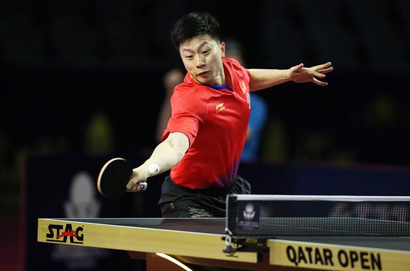 卓球 カタール オープン 2020