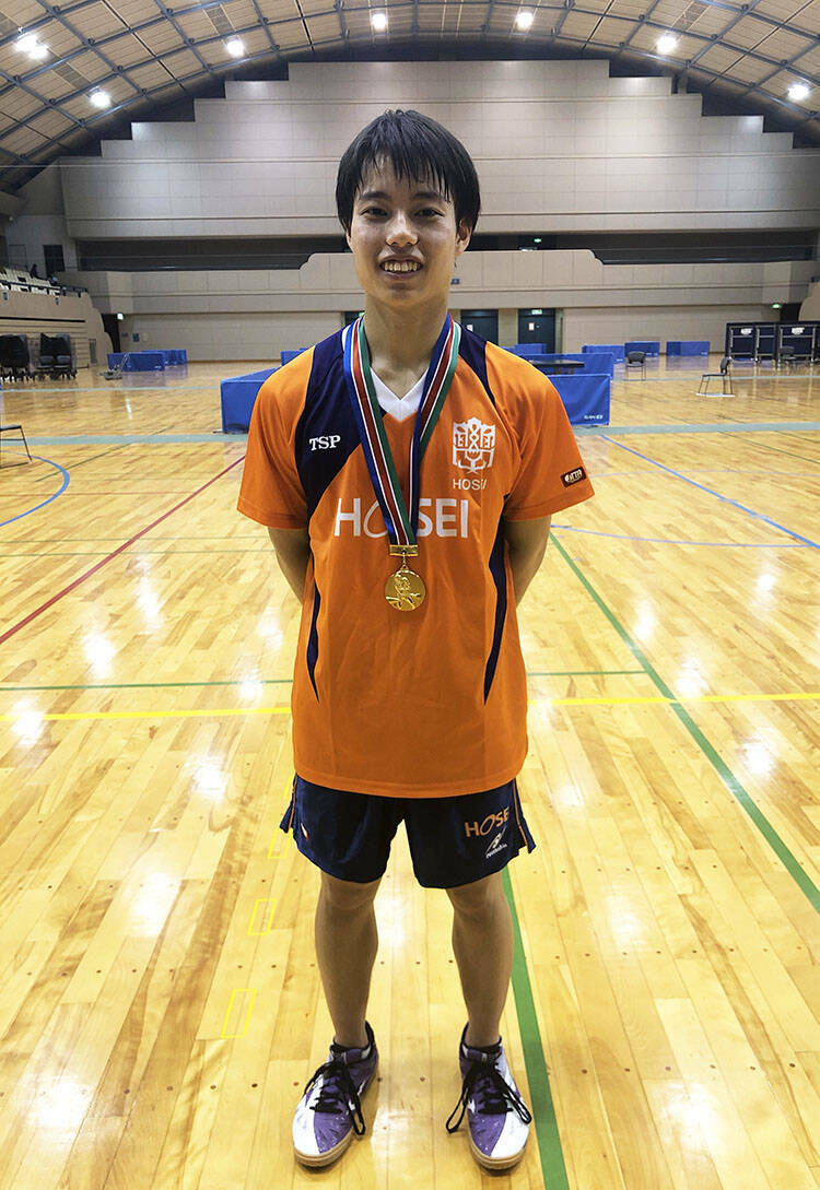 1008d3bd38ce9 各地の大会結果 5/7掲載(関東学生新人) | 卓球レポート